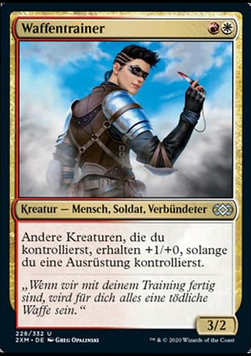 Waffentrainer (Weapons Trainer)